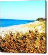 Coastal Lookout Canvas Print
