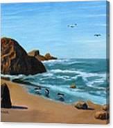 Coastal Oregon II Canvas Print