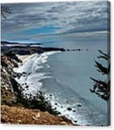 Coastal Retreat Canvas Print