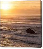 Coastal Rhythm Canvas Print
