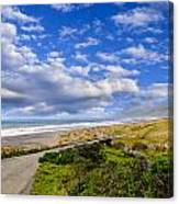 Coastal Road Canvas Print