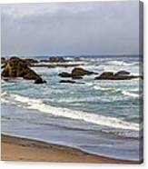 Coastal Serenity  Canvas Print