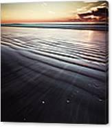 Coastal Sunrise Seascape Contemporary Relaxing Wall Art On Canvas Prints Canvas Print