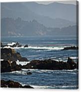 Coastal View - Big Sur II Canvas Print