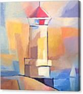 Coastguard Canvas Print