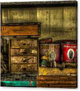 Cobblers Tobacco Canvas Print