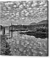 Cobblestone Sky Harbor Canvas Print