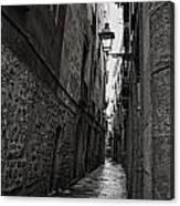 Cobblestones Of Barca Canvas Print