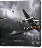 Cobra Strike Canvas Print