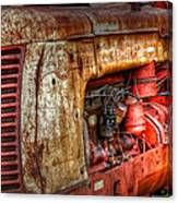 Cockshutt Tractor Canvas Print