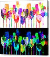 Cocktail Hour 2 Canvas Print