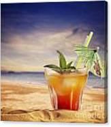 Cocktail  Canvas Print