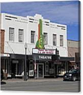 Cody Wyoming Theater Canvas Print
