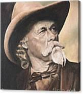 Cody - Western Gentleman Canvas Print