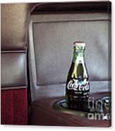 Coke To Go Canvas Print