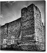 Colchester Castle Canvas Print