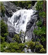 Cold Rush - Yosemite National Park Canvas Print