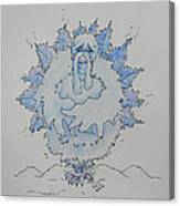 Cold Turkey Canvas Print