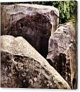 Coldrum Long Barrow  Canvas Print