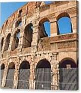 Coliseum 4 Canvas Print
