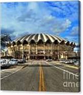 Coliseum Daylight Canvas Print