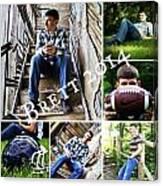 Collage 2014 Canvas Print