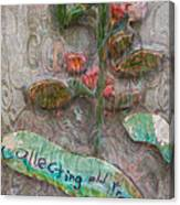 Collecting Old Trees Canvas Print