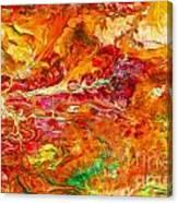 Collier Range Canvas Print