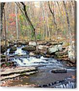 Collin's Creek Canvas Print