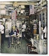 Collins Pharmacy, 1900 Canvas Print