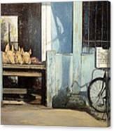 Colmado-havana Canvas Print