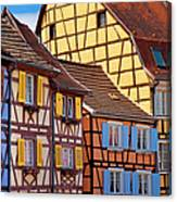 Colmar Alsace Canvas Print
