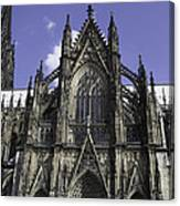 Cologne Cathedral 02 Canvas Print
