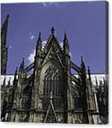 Cologne Cathedral 03 Canvas Print
