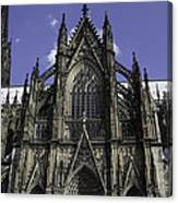 Cologne Cathedral 04 Canvas Print