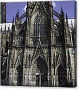 Cologne Cathedral 05 Canvas Print