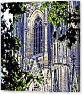 Cologne Cathedral Canvas Print