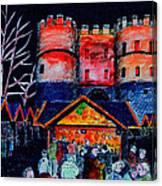 cologne Xmas Market Canvas Print