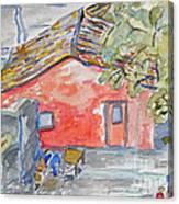 Colonia Del Sacramento Canvas Print