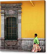 Colonial Puno Canvas Print
