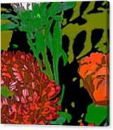 Color 123 Canvas Print