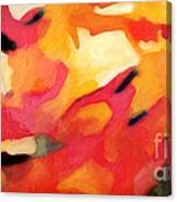 Color Dynamics Canvas Print