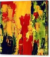 Color Fantasy Canvas Print