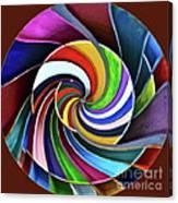 Color Me Again Canvas Print