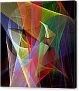 Color Symphony Canvas Print