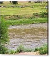 Colorado Country Canvas Print