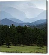Colorado High Canvas Print