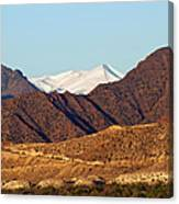 Colorado Mountain High Canvas Print