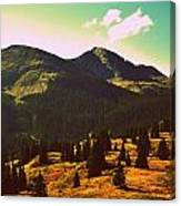 Colorado Number Eight Canvas Print