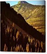 Colorado Number Seven Canvas Print